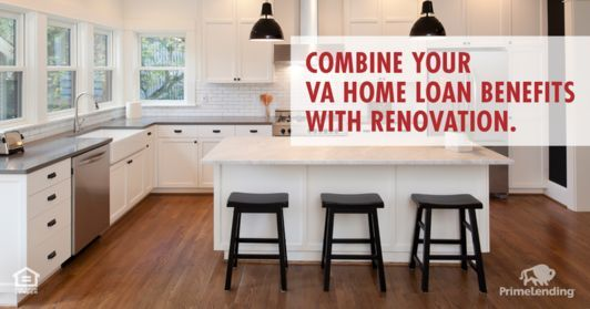 Good News Your Veterans Administration Va Home Loan Benefits Have Been Given First Time Va Home Loan Home Improvement Loans Home Loans Renovation Loans