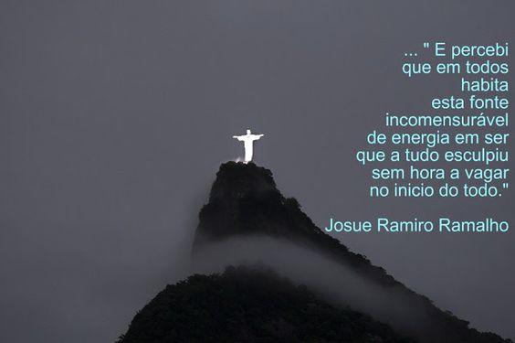 BLOG DO POETA JOSUE RAMIRO RAMALHO: Fonte dos saberes