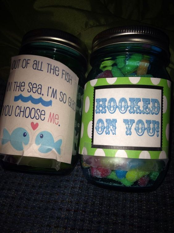 Cute things to make and give to your boyfriend for the for Cute things to give to your boyfriend