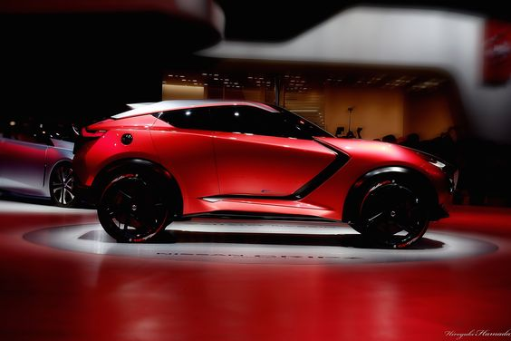 NISSAN GRIPZ Tokyo motor show 2015