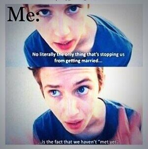 Troye gets us. Lol I was JUST thinking of this song and a quote from it pops up. Lol that's so weird!