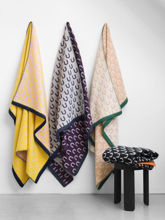 Hem Arthur Arbesser Blankets-