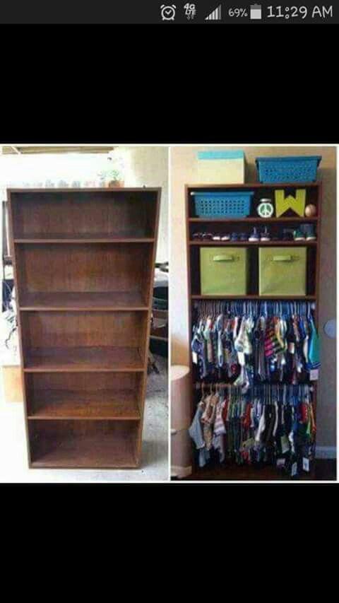 Make a closet
