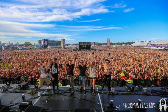 large festival
