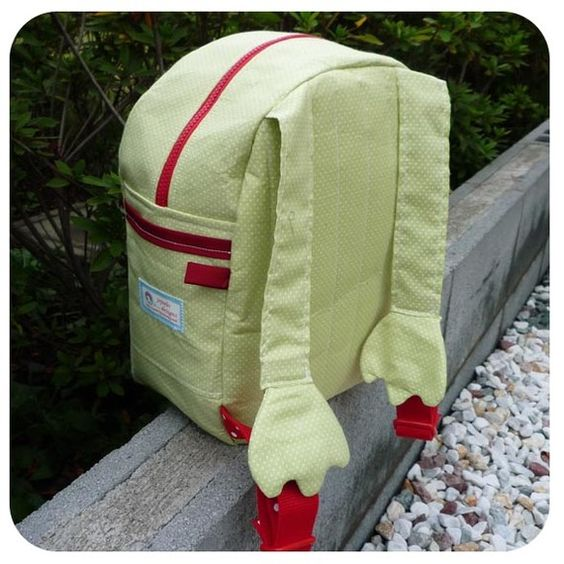 Steggie back pack PDF Sewing Pattern by jojoebi on Etsy  $12