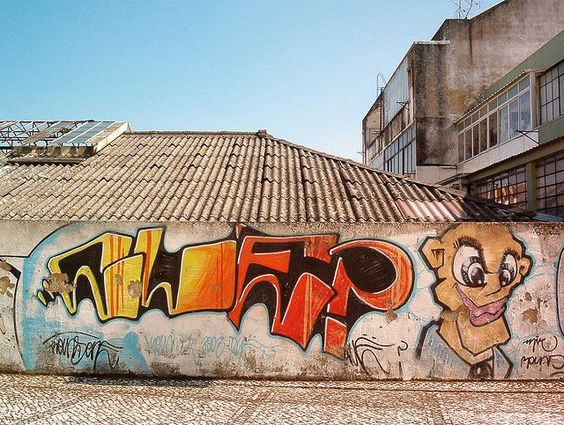 "Flickriver: Photoset '""Que?""' by Graffiti Land"