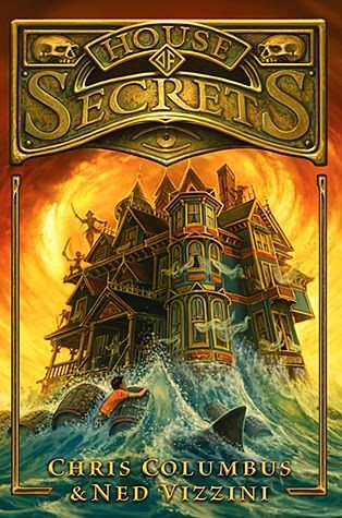 BURIED IN BOOKS: House of Secrets by Christopher Columbus and Ned Vizzini Review