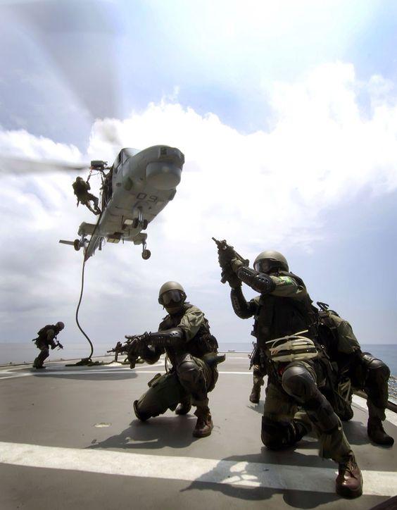 Brazilian Marine Corps SOF