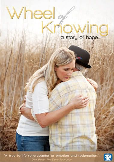 Wheel of Knowing - Christian Movie/Film on DVD. An idealistic Christian woman's faith and family are threatened when she becomes a caregiver for her Alzheimer's inflicted father.  http://www.christianfilmdatabase.com/review/wheel-of-knowing-a-story-of-hope/