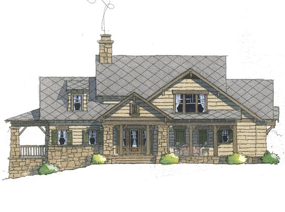 Robinson house plans