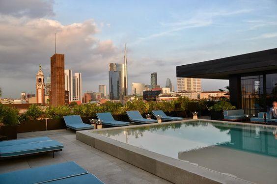 Ceresio 7 - Pools & Restaurant via Ceresio 7, Milano Tel: + ...
