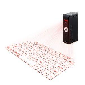 ThinkGeek :: Epic - Laser Projection Bluetooth Virtual Keyboard!!!!!!