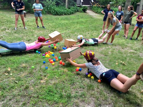 Human Hungry Hungry Hippos is the perfect game