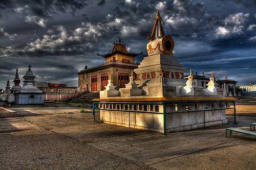 Ulaanbaatar, Mongolia  By matik