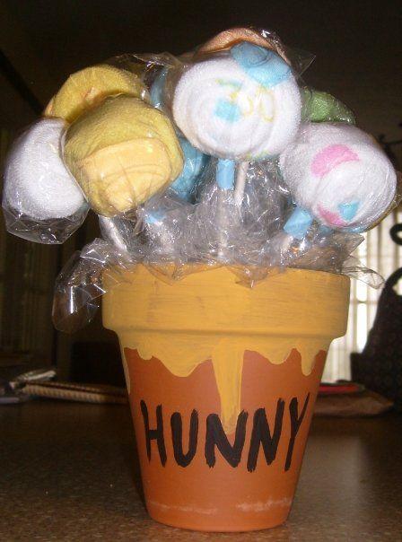 winnie the pooh baby shower centerpiece ideas winnie the pooh honey