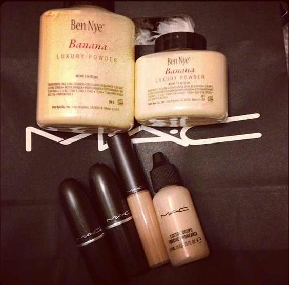 Love Ben Nye.... The best powder ever