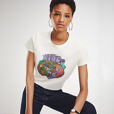 Tommy Hilfiger women's T shirt. Redefining power dressing