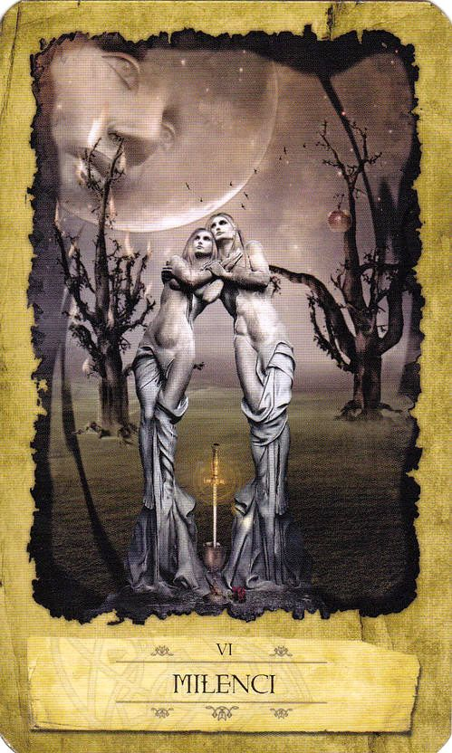 The Lover, Mystic And Tarot On Pinterest