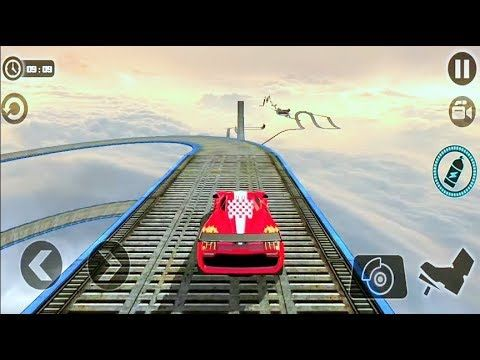 Impossible Stunt Car Track 3d Android Gameplay 3