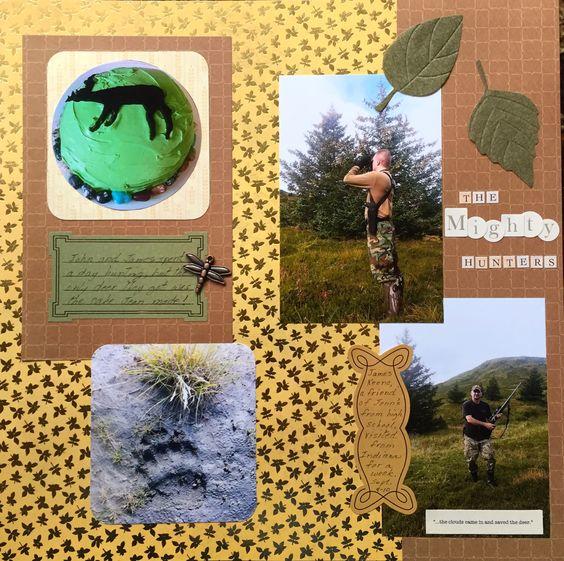 The Mighty Hunters - Scrapbook.com
