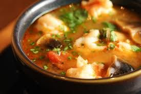 If you love great tasting soups then your going to love this Mediterranean style shrimp soup, not only is this soup good but it's great tasting, don't get me wrong there are a lot of ingredients to add to this dish but its's super simple and the crock-pot will