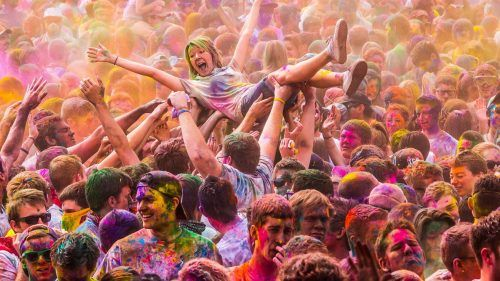 Holi Festival Celebration Picture For Wallpaper Holi Festival Of
