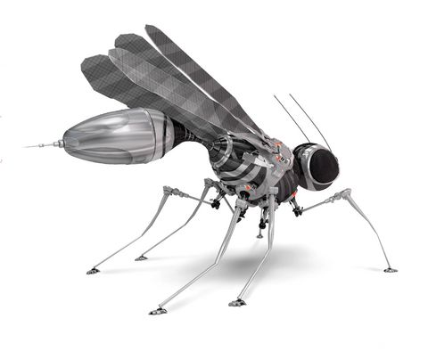 Timeline of 2010 till 2019 ! | Technology, Drones and ...  X Files Robot Insects
