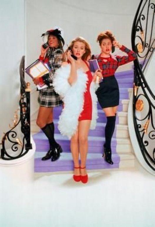 Clueless Movie Poster Textless Stairs 24inx36in Rachelmcadams Rachel Mcadams Chicas Pesadas Clueless Outfits Clueless Fashion Clueless Movie