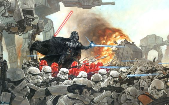 star wars army
