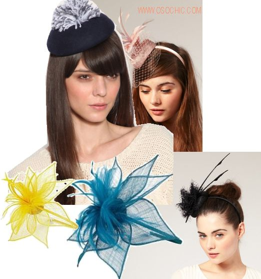 Fascinators for every budget.