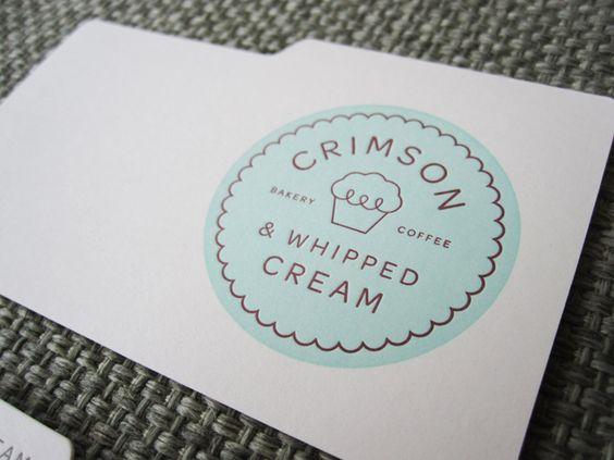 Cody Haltom Design - Cool Bakery Identity