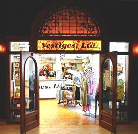 Vestiges is a charming, creative clothing boutique designed for the distinctive taste of women who enjoy finding something special and unique to set them apart from the crowd.