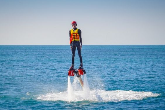 Flyboard Algarve, Albufeira, Praia da Oura - Go Discover Portugal travel