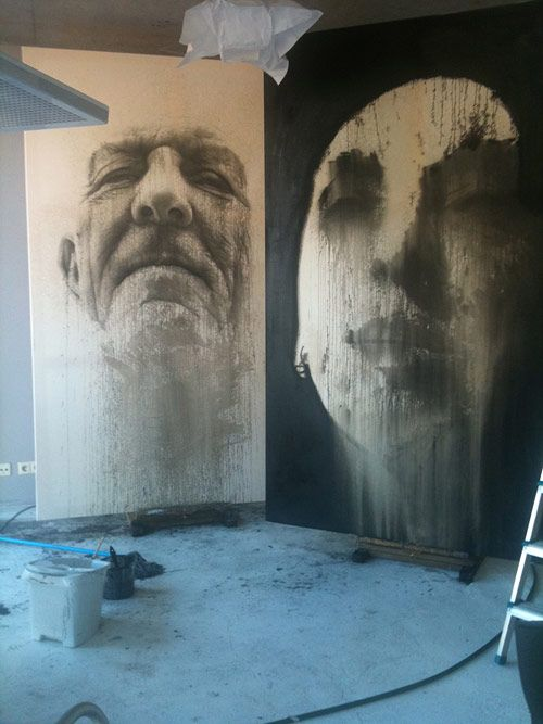 Artist painter Annemarie Busschers