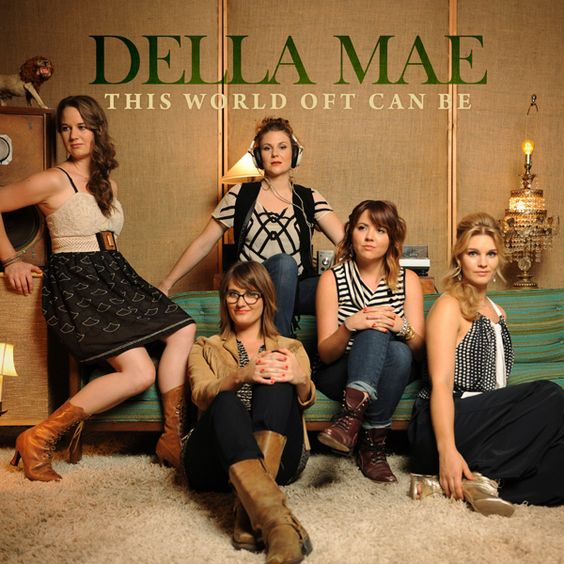 New Della Mae album in May