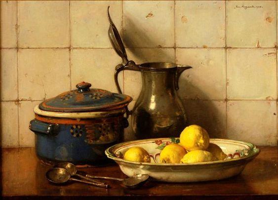 Καλημέρα σας-Jan Bogaerts (1878-1962)
