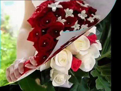 اجمل بوكيه ورد فى العالم Youtube Rose Flowers Crown