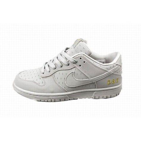Haute Qualité Homme Nike Dunk SB Confortable Blanc ...