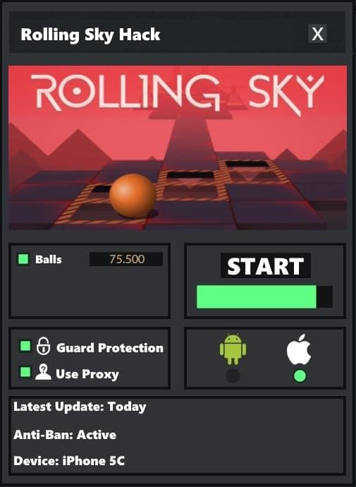 New Rolling Sky Cheats Cydia Hack Without Jailbreak download updated. Rolling…
