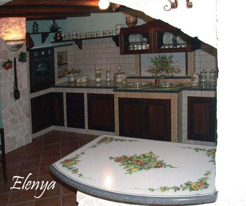 Elenya cucina tavolo pietra lavica ceramizzata: le cucine dei ...