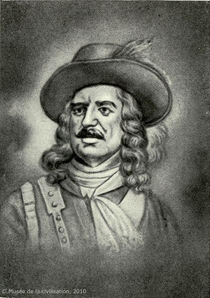 Louis de Buade Comte de Frontenac (Gouverneur Générale en Nouvelle--France)