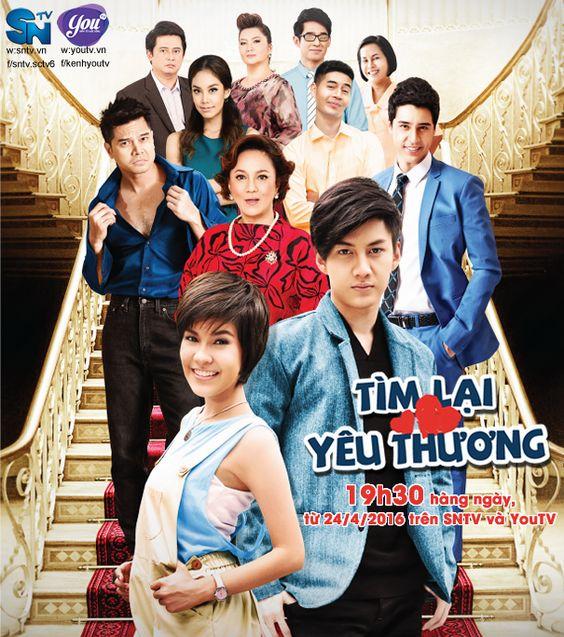 Tìm Lại Yêu Thương Thái Lan