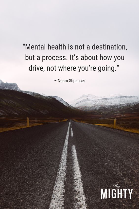 12 Honest Quotes About Mental Health | The Mighty #quotes #inspiration #mentalhealth