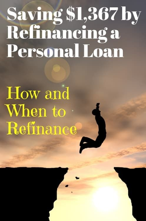 How To Refinance A Personal Loan And Save Thousands Personal Loans
