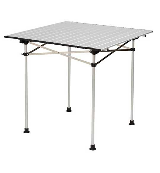 Coleman Compact Aluminum Table