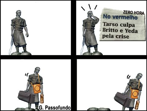 Rio Grande do Sul em crise...