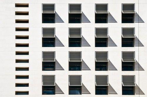 brise soleil by Linda Wride