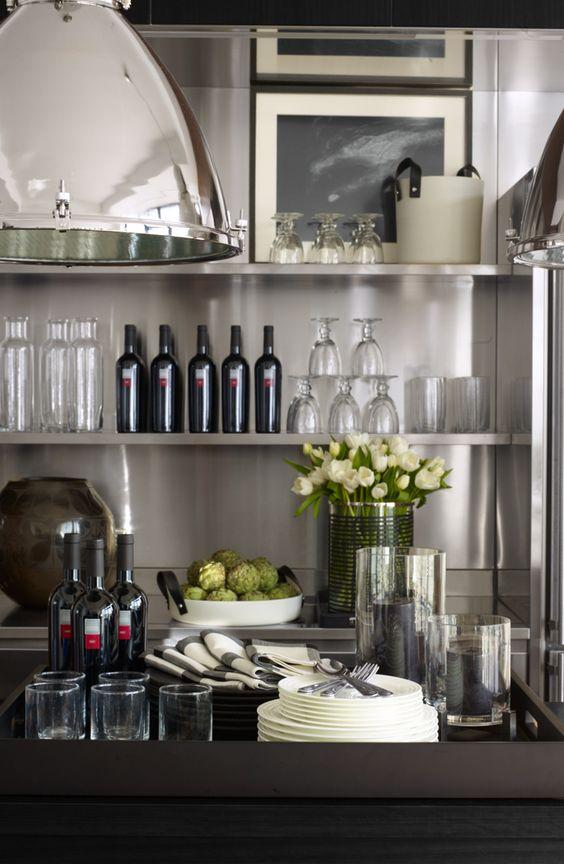 Kitchen Storage Barware And Ralph Lauren On Pinterest