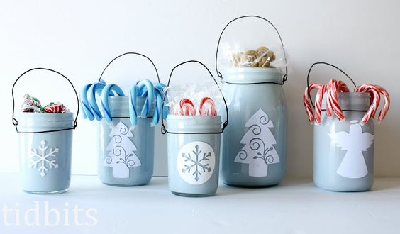 tidbits: Resourceful Christmas Gifts for Neigbors and Kids