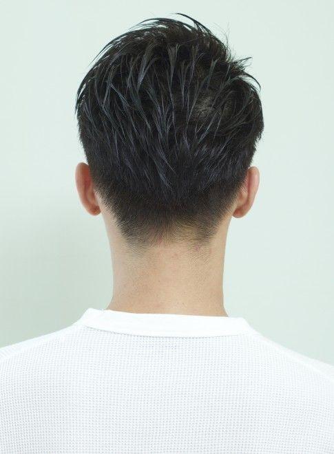 爽やかベリーショート ビジネス 髪型 メンズ ヘアスタイル メンズヘアカット